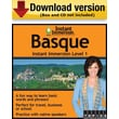 Instant Immersion Level 1- Basque for Windows (1-User) [Download]