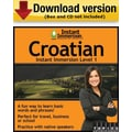 Instant Immersion Level 1- Croatian for Windows (1-User) [Download]