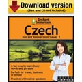 Instant Immersion Level 1- Czech for Windows (1-User) [Download]