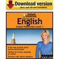 Instant Immersion Level 1- English for Windows (1-User) [Download]