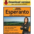 Instant Immersion Level 1- Esperanto for Windows (1-User) [Download]