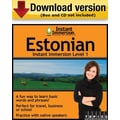 Instant Immersion Level 1- Estonian for Windows (1-User) [Download]