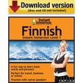 Instant Immersion Level 1- Finnish for Windows (1-User) [Download]