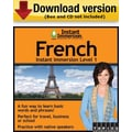 Instant Immersion Level 1- French for Windows (1-User) [Download]