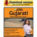 Instant Immersion Level 1- Gujarati for Windows (1-User) [Download]