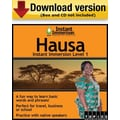 Instant Immersion Level 1- Hausa for Windows (1-User) [Download]