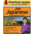 Instant Immersion Level 1- Japanese for Windows (1-User) [Download]