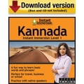 Instant Immersion Level 1- Kannada for Windows (1-User) [Download]
