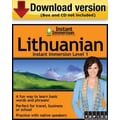 Instant Immersion Level 1- Lithuanian for Windows (1-User) [Download]