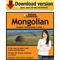 Instant Immersion Level 1- Mongolian for Windows (1-User) [Download]