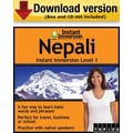 Instant Immersion Level 1- Nepali for Windows (1-User) [Download]