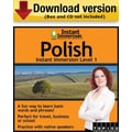 Instant Immersion Level 1- Polish for Windows (1-User) [Download]