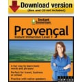 Instant Immersion Level 1- Provencal (Occitan) for Windows (1-User) [Download]