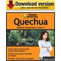 Instant Immersion Level 1- Quechua for Windows (1-User) [Download]
