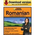 Instant Immersion Level 1- Romanian for Windows (1-User) [Download]