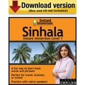 Instant Immersion Level 1- Sinhala for Windows (1-User) [Download]