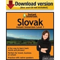 Instant Immersion Level 1- Slovak for Windows (1-User) [Download]