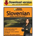 Instant Immersion Level 1- Slovenian for Windows (1-User) [Download]