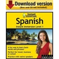 Instant Immersion Level 1- Spanish for Windows (1-User) [Download]