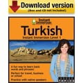 Instant Immersion Level 1- Turkish for Windows (1-User) [Download]