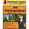Instant Immersion Level 1- Vietnamese for Windows (1-User) [Download]