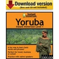Instant Immersion Level 1- Yoruba for Windows (1-User) [Download]