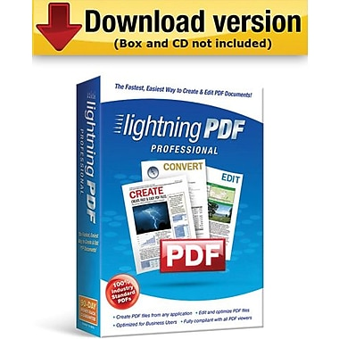 Lightning PDF 7 for Windows (1-User) [Download]