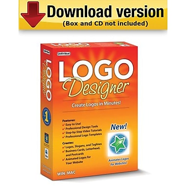 Logo Designer pour Windows (1 utilisateur) [Téléchargement]