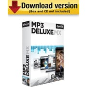 MAGIX MP3 deluxe MX for Windows (1-User) [Download]