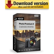 MAGIX Photo Premium 9 for Windows (1-User) [Download]