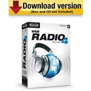 MAGIX Webradio Recorder 4 for Windows (1-User) [Download]