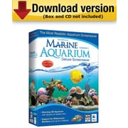 Marine Aquarium Deluxe for Windows (1-User) [Download]