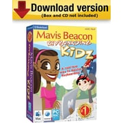 Mavis Beacon Keyboarding Kidz for Windows (1-User) [Download]