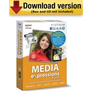 Media Expressions Platinum 3 for Windows (1-User) [Download]