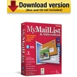 MyMailList And Address Book for Windows (1-User) [Download]