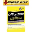 Office 2010 For Dummies - 30 Day Access for Windows (1-User) [Download]
