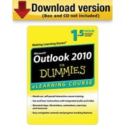 Outlook 2010 For Dummies - 30 Day Access for Windows (1-User)  [Download]