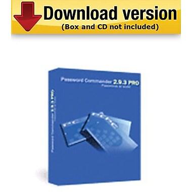 Password Commander for Windows (1-User) [Download]