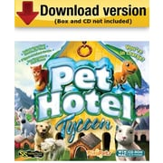PlayPets Pet Hotel Tycoon for Windows (1 - User) [Download]