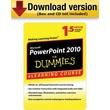 PowerPoint 2010 For Dummies - 6 Month Access for Windows (1-User) [Download]
