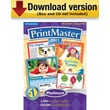 PrintMaster 2012 Platinum for Windows (1-User) [Download]