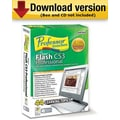 Professor Teaches Flash CS3 Professional for Windows (1-User) [Download]