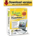 Professor Teaches PowerPoint 2003 for Windows (1-User) [Download]