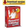 ResumeMaker Professional Deluxe 17 for Windows (1-User) [Download]