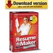 ResumeMaker Professional Deluxe 17 for Windows (1-User) [Download]