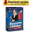 ResumeMaker Ultimate 6 for Windows (1-User) [Download]