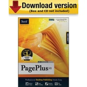 Serif PagePlus X6 for Windows (1-User) [Download]