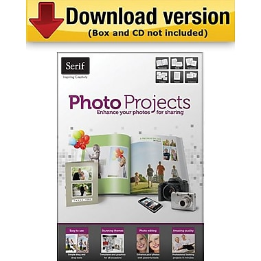 Serif Photo Projects for Windows (1-User) [Download]