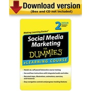 Social Media Marketing For Dummies - 30 Day Access for Windows (1-User) [Download]
