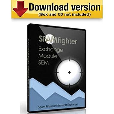 SPAMfighter Exchange Module pour Windows (15 utilisateurs) [Téléchargement]
